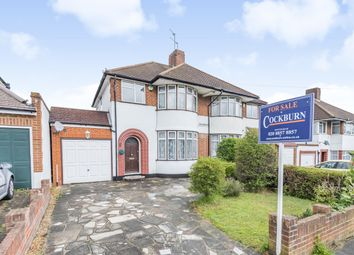 3 bed semi-detached house for sale in Molescroft, London SE9