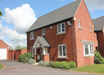 Thumbnail 3 bed link-detached house for sale in Manor Holt Close, Rothley, Leicester