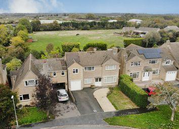 Thumbnail 5 bedroom detached house for sale in Pentylands Close, Highworth, Swindon