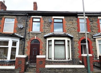 Thumbnail 3 bed terraced house for sale in Standard Street Villas, Trethomas, Caerphilly CF83,