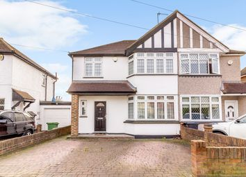 Thumbnail 3 bed semi-detached house for sale in Mornington Avenue, Bromley, London
