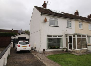 Thumbnail 3 bed semi-detached house for sale in Carmeen Gardens, Comber, Newtownards