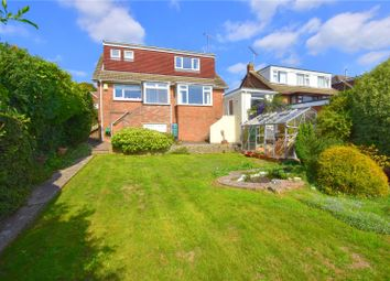 Thumbnail 3 bed detached house for sale in Firle Road, North Lancing, West Sussex