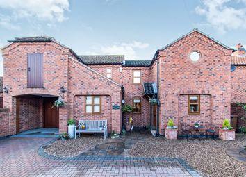 Thumbnail 4 bedroom terraced house for sale in Main Street, Muston, Nottingham