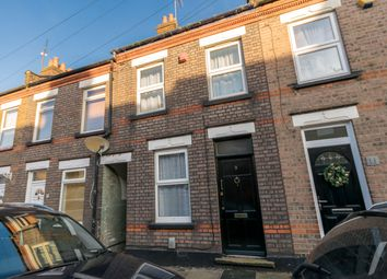Thumbnail 2 bed terraced house to rent in St Pauls Road, Luton