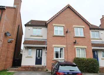 Thumbnail 3 bed semi-detached house for sale in Alexandra Drive, The Limes, Carlisle, Cumbria