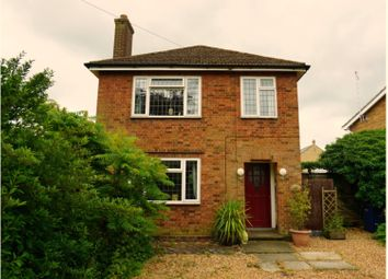 Thumbnail 3 bed detached house for sale in Creek Road, March