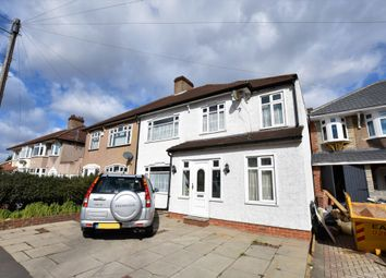 Thumbnail 5 bed semi-detached house to rent in Long Lane, Bexleyheath