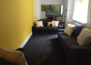 Thumbnail 5 bed terraced house to rent in Woodlands Road, Middlesbrough