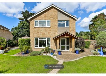 Thumbnail 4 bed detached house to rent in Folly Close, Fleet