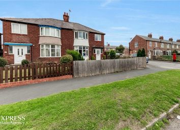 Thumbnail 3 bed semi-detached house for sale in Crosby Road, Northallerton, North Yorkshire
