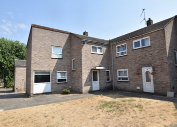 Thumbnail 3 bed end terrace house for sale in St. Johns Way, Thetford, Norfolk