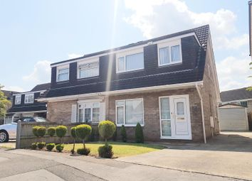 Thumbnail 3 bedroom semi-detached house for sale in Beaumont Close, Longwell Green, Bristol