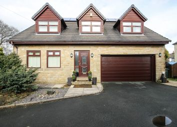 Thumbnail 4 bed detached house for sale in Highgate Road, Bradford, West Yorkshire