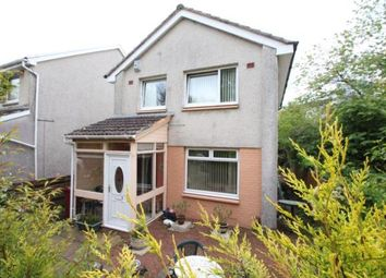 Thumbnail 3 bed detached house for sale in Forth Crescent, Mossneuk, East Kilbride