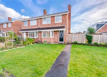 3 bed semi-detached house for sale in The Pastures, Mansfield Woodhouse, Mansfield NG19