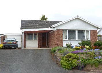 Thumbnail 3 bed detached bungalow for sale in Fieldway, Sutton St. Nicholas, Hereford