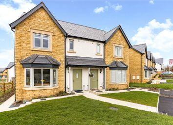 Thumbnail 3 bed semi-detached house for sale in Sandlin Close, Toddington, Cheltenham, Gloucestershire