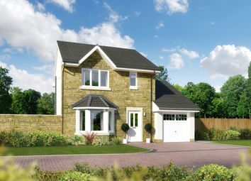 "Thumbnail 3 bedroom detached house for sale in ""Jedburgh"" at Newlands Drive, Portlethen, Aberdeen"
