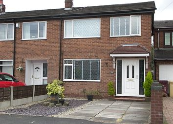 Thumbnail 3 bedroom town house to rent in Ribble Drive, Bolton