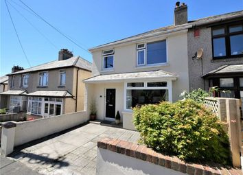 Thumbnail 4 bed semi-detached house for sale in Southfield Road, Bude, Cornwall