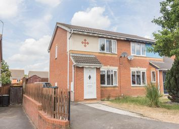 2 bed semi-detached house for sale in Middle Grass, Irthlingborough, Wellingborough NN9