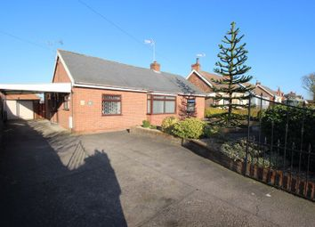 Thumbnail 3 bed detached bungalow for sale in New Hill, Walesby, Newark