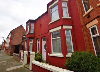 Thumbnail 3 bed terraced house for sale in Astonwood Road, Birkenhead