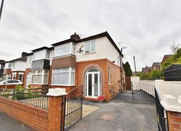 Thumbnail 3 bedroom semi-detached house for sale in Seedley Park Road, Salford