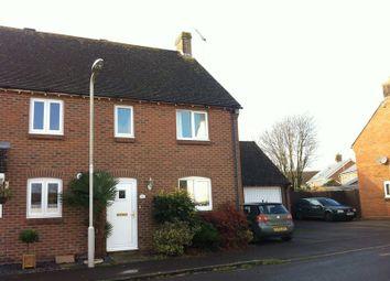 Thumbnail 3 bed terraced house to rent in Yalbury Lane, Crossways, Dorchester, Dorset
