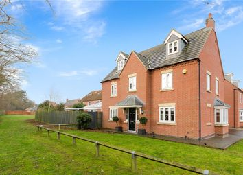 Thumbnail 5 bed detached house for sale in Lothian Way, Greylees, Sleaford, Lincolnshire