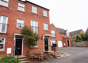 Thumbnail 3 bed town house for sale in Pippin Close, Nottingham