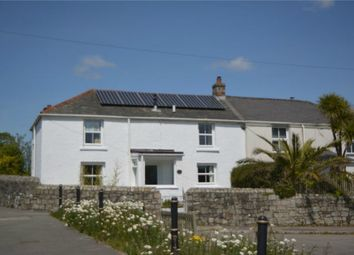 Thumbnail 4 bed semi-detached house for sale in Woodmans Corner, Trescobeas Road, Falmouth
