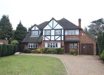 Thumbnail 6 bed detached house for sale in The Dale, Keston, Kent