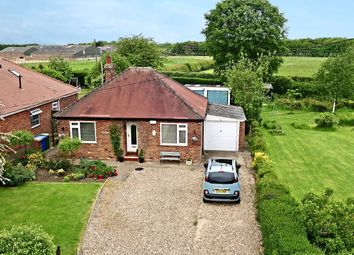 Thumbnail 3 bed bungalow for sale in Sunk Island Road, Ottringham, Hull, East Yorkshire