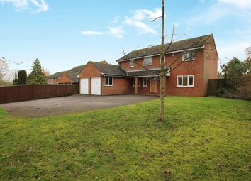 Thumbnail 4 bed detached house for sale in Stoke Road, Newton Leys, Bletchley, Milton Keynes