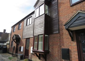 Thumbnail 2 bedroom terraced house to rent in Hildred Court, High Street, Ramsey, Huntingdon