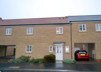 Thumbnail 3 bed terraced house to rent in Meadow Way, Ely