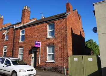 Thumbnail 2 bed end terrace house for sale in Granville Street, Grantham
