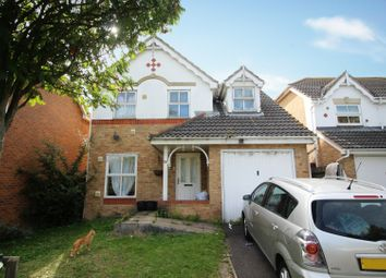 Thumbnail 3 bed detached house for sale in Hutchins Road, Thamesmead, Greater London