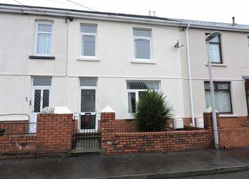 Thumbnail 3 bedroom terraced house for sale in Whittington Terrace, Gorseinon, Swansea