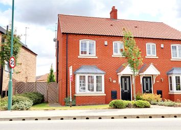 Thumbnail 3 bed semi-detached house for sale in Grosvenor Road, Kingswood, Hull, East Yorkshire