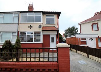 Thumbnail 3 bed semi-detached house to rent in Neville Avenue, Thornton-Cleveleys, Lancashire