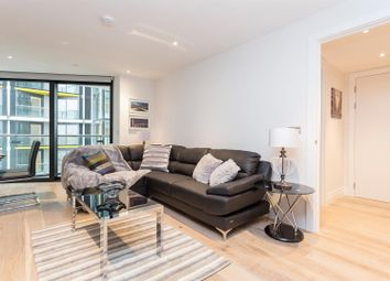 Thumbnail 1 bed flat for sale in 2 Riverlight Quay, Nine Elms, London