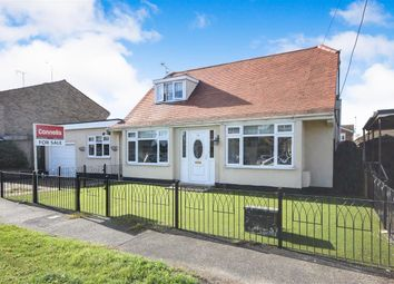Thumbnail 4 bed detached bungalow for sale in Sydervelt Road, Canvey Island