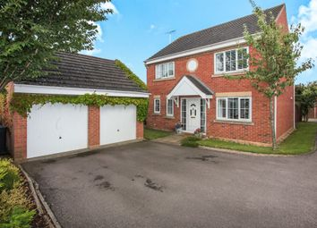 Thumbnail 4 bed detached house for sale in Avon Fields, Welford, Northampton