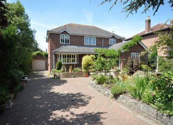 Thumbnail 3 bedroom detached house for sale in Seaview Avenue, West Mersea, Colchester