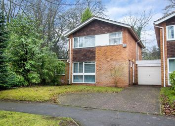 Thumbnail 4 bed link-detached house for sale in Niall Close, Edgbaston