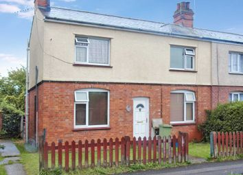 Thumbnail 2 bed end terrace house for sale in Western Road, Bletchley, Milton Keynes