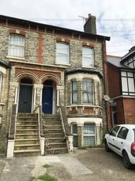 Thumbnail 2 bed block of flats for sale in 154 Folkestone Road, Dover, Kent